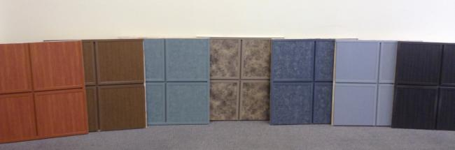 Color Matched Extrusions for Designer Series ACM Panels